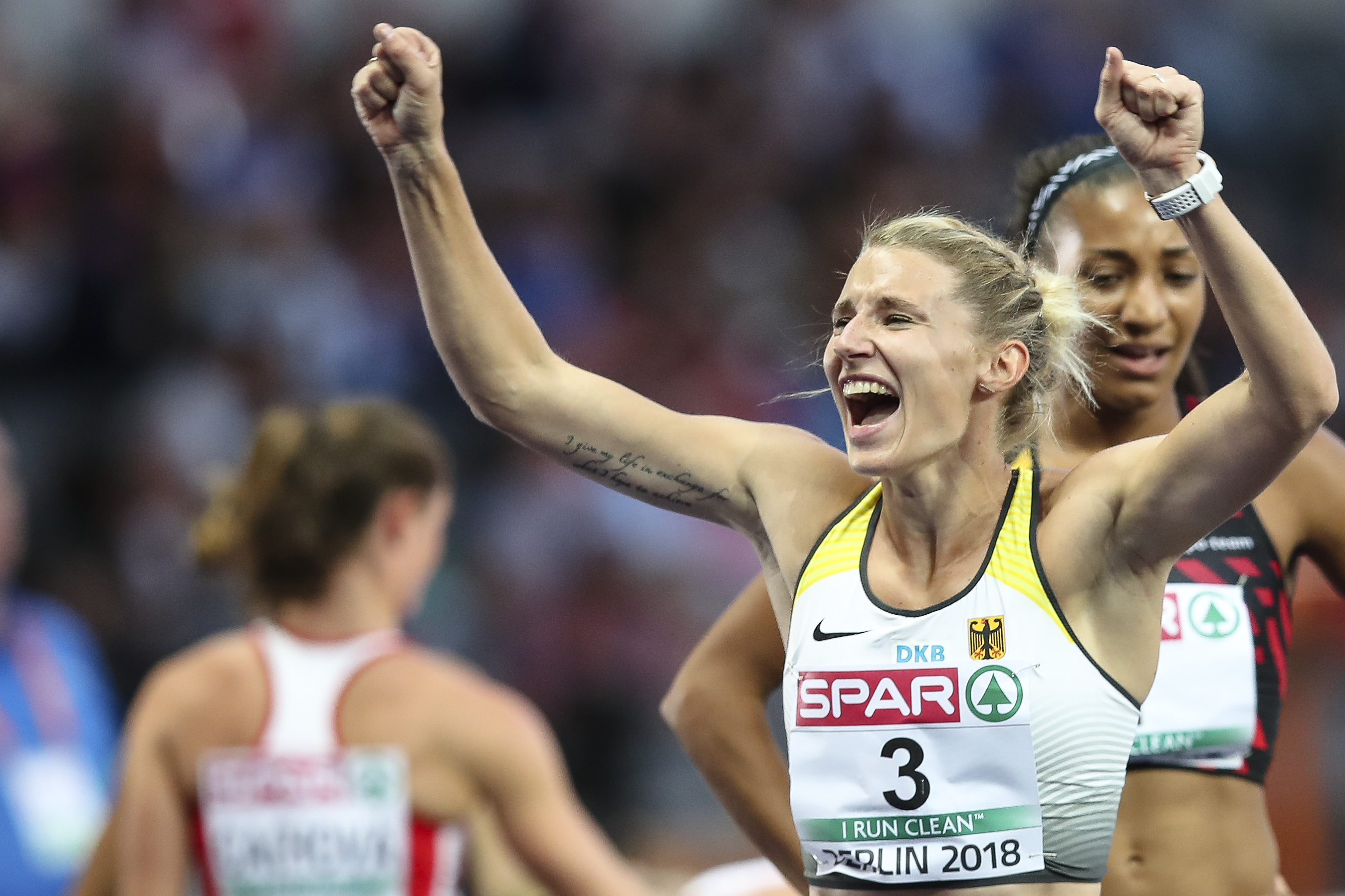 European Athletics Championships; Berlin, 10.08.2018